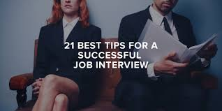 best tips for a successful job interview infographic paul sohn