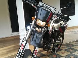 kawasaki d tracker 250 cc 2010 for sell