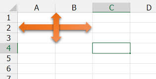 Como congelar painéis em uma planilha (Excel, Google e Numbers) 1
