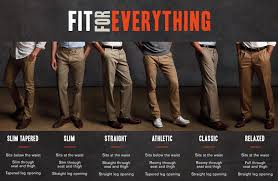 Dockers Pants Fit Chart Best Picture Of Chart Anyimage Org
