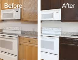how to change cabinet color. Exellent Change Rethink  To How Change Cabinet Color P