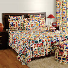 Sheet Online Colorful Culture Bed Sheet