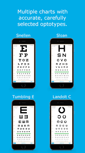 Eye Chart Hd Screen Vision App For Iphone Free Download