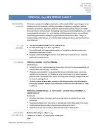 universal banker resume universal banker resume examples your prospex