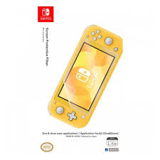 <b>Защитная пленка</b> Nintendo Switch <b>Hori</b> Screen protective filter для ...