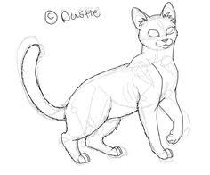 warrior cat drawing outline. Delighful Cat How To Draw Warrior Cats  Google Search For Warrior Cat Drawing Outline N