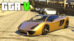 Grand Theft Auto V - Customizing Pegassi Vacca [Lamborghini ...