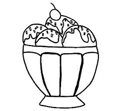empty ice cream cone coloring page. Modren Cream Ice Cream Cone Coloring Page Color Pages Sundae Printable Empty To Empty Ice Cream Cone Coloring Page K