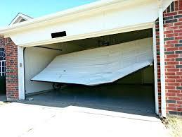 low clearance garage door opener installation