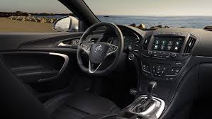 buick regal 2013 interior. image showing soft leatherappointed sport bucket seats and premium materials in the 2017 regal buick 2013 interior l