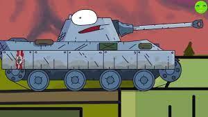 Bắt xe lửa bọc thép - Phim hoạt hình về xe tăng [Gerand VN] - YouTube