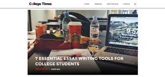 resources every student needs to be a better essay writer advertising