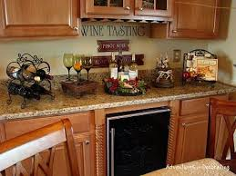 Perfect Kitchen Decorating Ideas Wine Theme Find This Pin And More On Decoration Modern