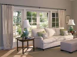 Window Treatment For Large Living Room Window Window Covering For Bay Window Small Living Room Windows Large