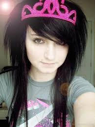 Emo Girl Hair Style Emo Hairstyles For Girls Page 6 5722 by wearticles.com