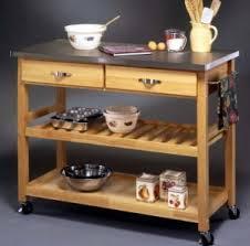 kitchen island cart. Home Styles Kitchen Island Cart