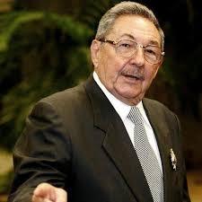 Algérie / Cuba: Raul Castro à Alger