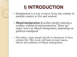 illegal immigration essay anti illegal immigration essays view larger