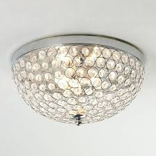 crystal flush mount chandelier crystal flush mount lighting appealing perfect with jewel ceiling light chrome circles crystal flush mount chandelier