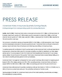 Templates For Press Releases Press Release Template 1641 Press Release Template Press