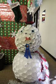 office decoration for christmas. make the most of materials you have office decoration for christmas m