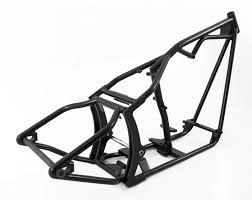 softail bobber 250 frame for harley evo motor
