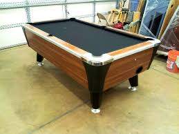 Accessories Prepossessing Bar Pool Tables Strive Make These Used