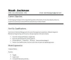 Objectives For Resume Interesting Resume Professional Objective Professional Resume Objective Examples