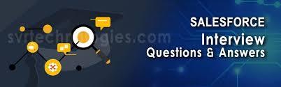 Scenario Interview Best 30 Salesforce Scenario Based Interview Questions