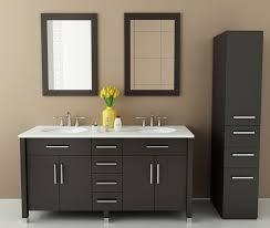 59 bathroom vanity double sink. avola 59 inch double sink vanity bathroom