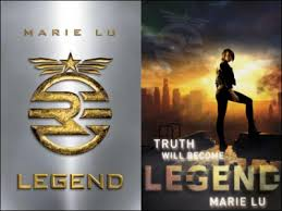 Resultado de imagen para la leyenda de marie lu