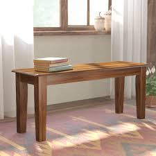 kitchen wood furniture. Clarissa Wood Bench Kitchen Furniture S