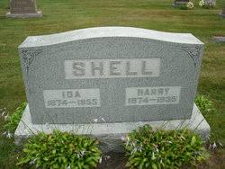 Ida Zimmerman Shell (1874-1955) - Find A Grave Memorial