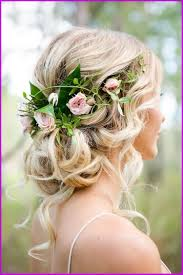 Coiffure Mariage Champetre Cheveux Mi Long 101520 Coiffure