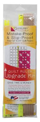 Guidelines Quilt Ruler Upgrade Kit | Keepsake Quilting &  Adamdwight.com