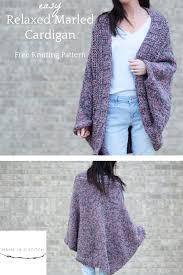 Easy Cardigan Knitting Pattern Best Design