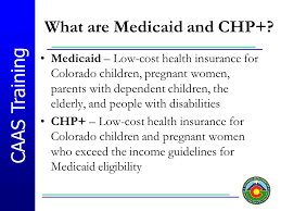 Enrolling Families And Children In Medicaid And Child Health