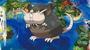 Pokemon Sun and Moon Are Set 12 Hours Apart, Feature Chubby Raticate