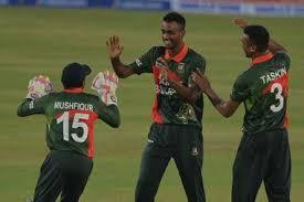 Palmerston cricket club vs darwin cricket club, match 3. Ban Vs Sl 2nd Odi Highlights Bangladesh Wins By 103 Runs By Dls Method Sportstar