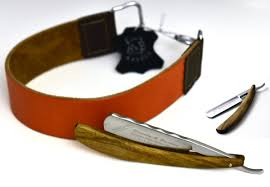 straight razor razor razor sharpening leather strop for straight edge razor shaving kit new shave gift set shave ready rasoi shavette