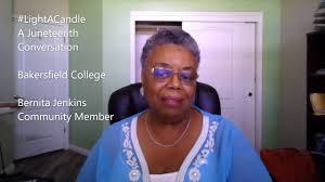 LightACandle Day 1: Bernita Jenkins - YouTube