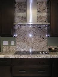 Granite With Backsplash Simple Granite Back Splash Full Granite Backsplash To Have Or Not