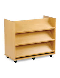 library unit furniture. Monarch Furniture Library Unit With 3 Angled Shelves Each Side S