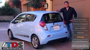 2014 Chevy Spark EV - YouTube