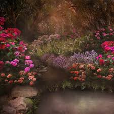 C Fairy Garden  8x8 CC