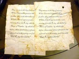 Resume Paper How to make paper look old like ancient manuscript in parchment 59