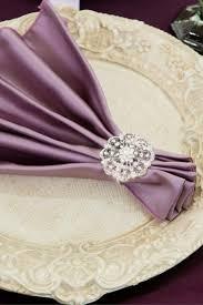 Vintage diamante napkin ring 412-s-n