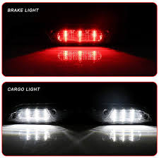 Cargo Light F150 Replacement Amazon Com Automuto Rear Roof Center Led Third 3rd Brake