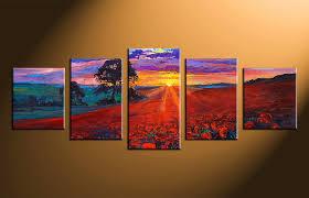 wall decor art oil painting