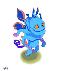 dota2 puck by risq55 on deviantart